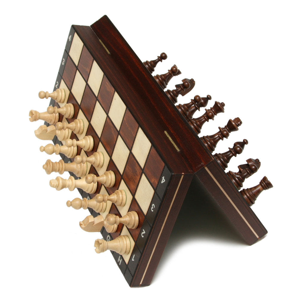Small Magnetic Chess Set